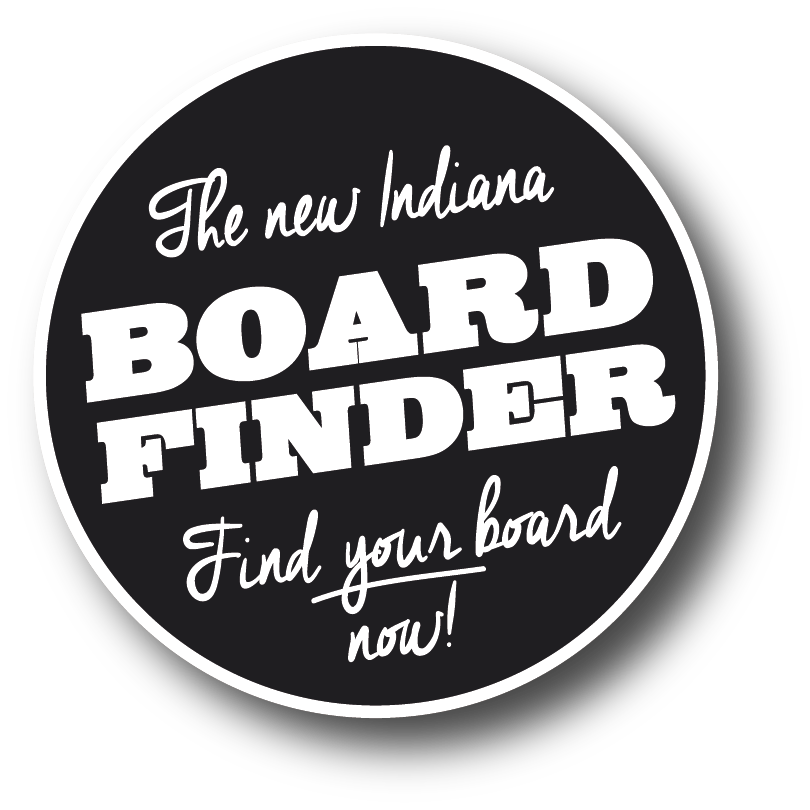 Indiana Boardfinder